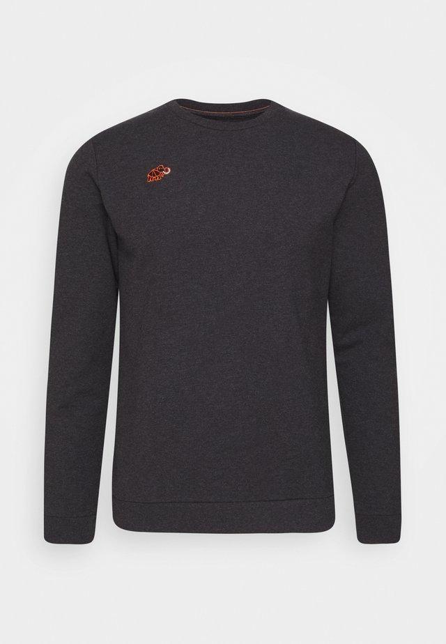 Sweater - black melange