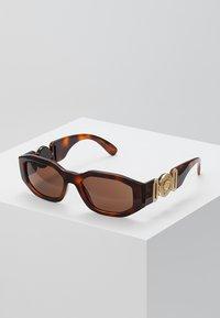 Versace - UNISEX - Sluneční brýle - havana - 0