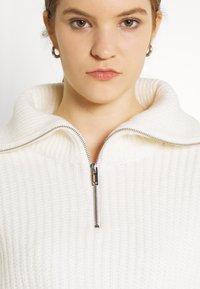 Gina Tricot - LESLIE - Jumper - warm white - 5