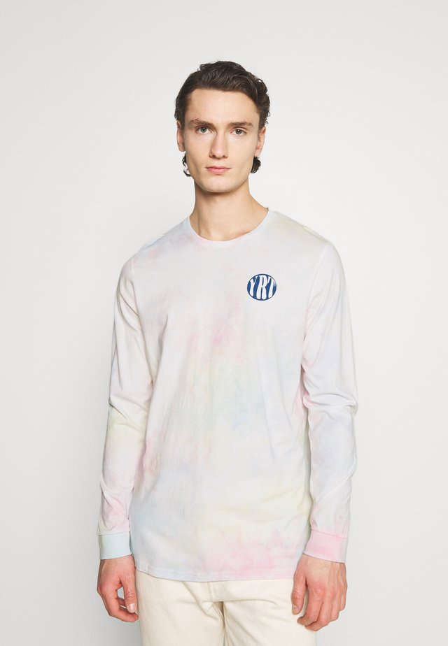 UNISEX - Långärmad tröja - pink/yellow /blue