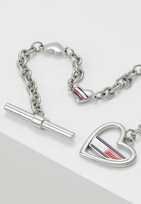 Tommy Hilfiger - FINE - Bransoletka - silver-coloured - 5