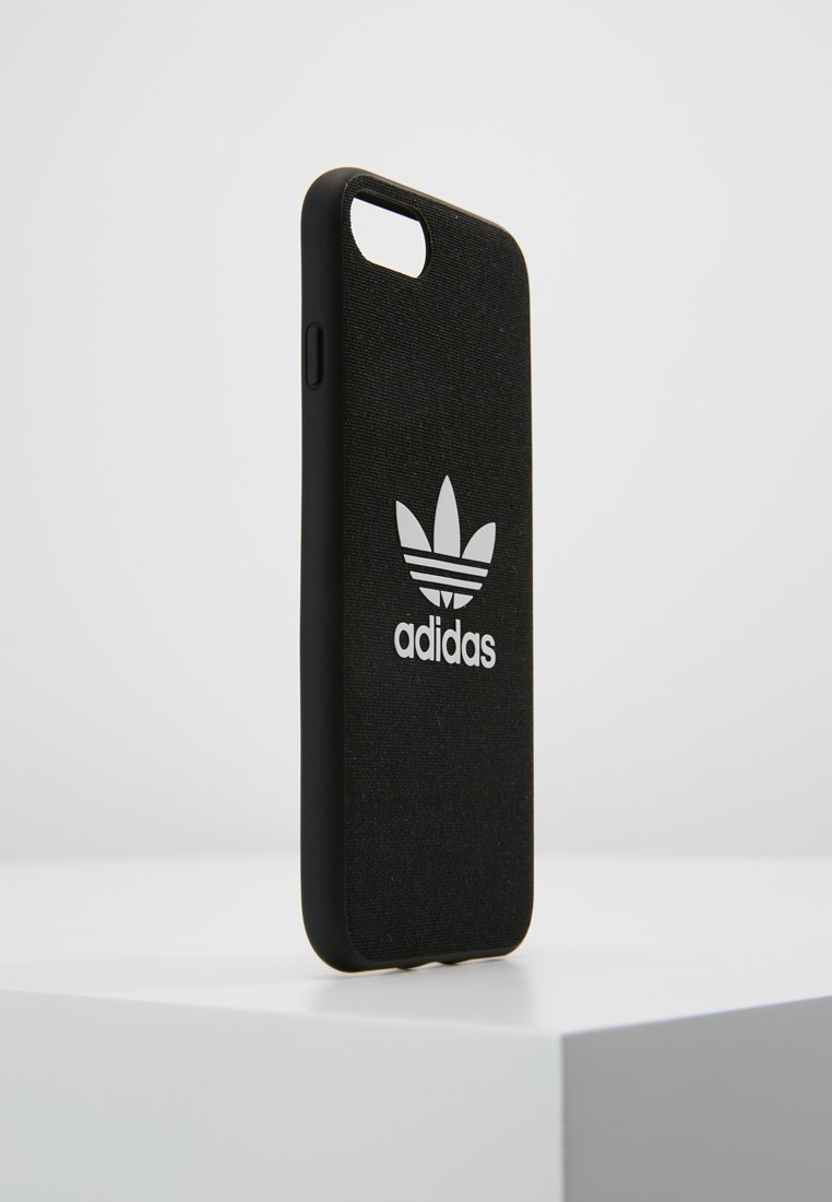adidas Originals ADICOLOR MOULDED CASE IPHONE - Mobilveske - core black/white/svart p8vNJUOuZio4WTx