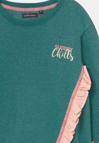 Lemon Beret - GIRLS  - Sweater - mediterranean - 2