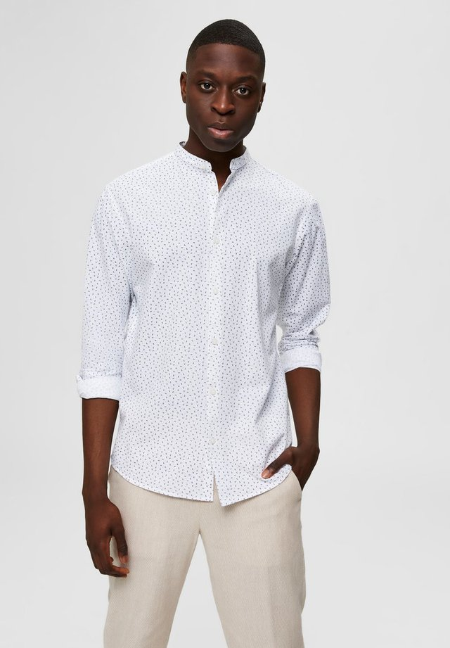 SLHSLIM - Camisa - bright white