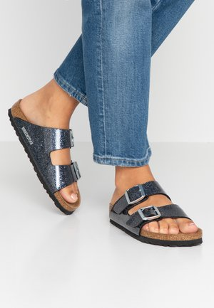 ARIZONA - Slippers - cosmic sparkle anthracite