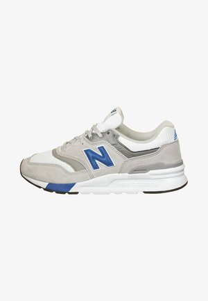 Baskets basses - grey/blue