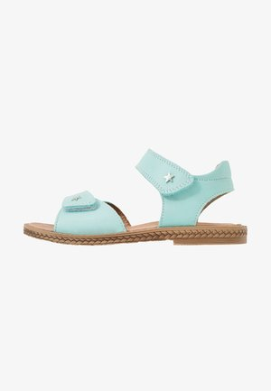 Sandals - acquamarina