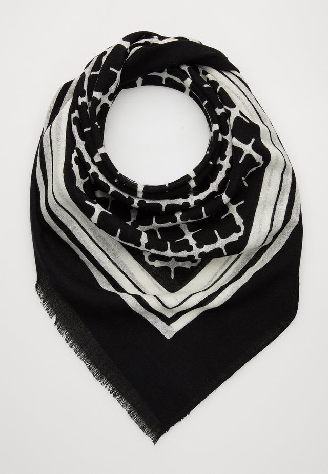 CORNELIS - Tørklæde / Halstørklæder - black