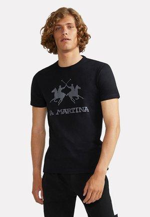 RAMON - T-shirt print - black
