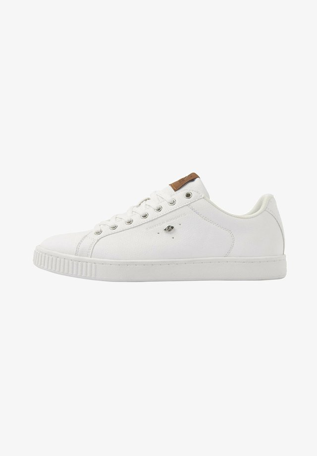 SNEAKER DUKE - Trainers - white