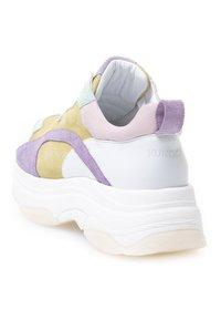 KUNOKA - UGLY - Sneakers laag - olive - 3