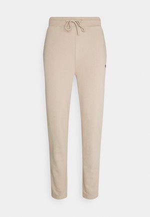 BORDIN - Teplákové kalhoty - humus
