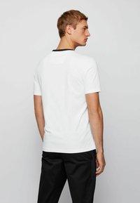 BOSS - T-Shirt print - white - 2
