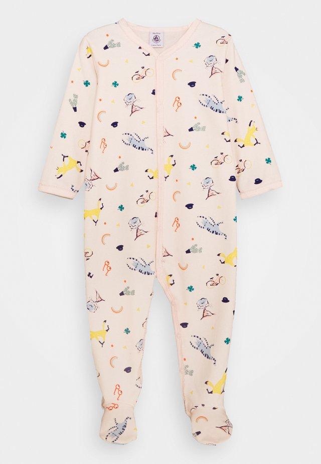 LAPONI DORS BIEN - Pyjama - fleur/multico