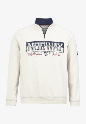 EERO - Sweater - hellgrau