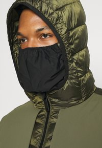 National Geographic - HOODED JACKET WITH FILLER - Jas - moss - 3