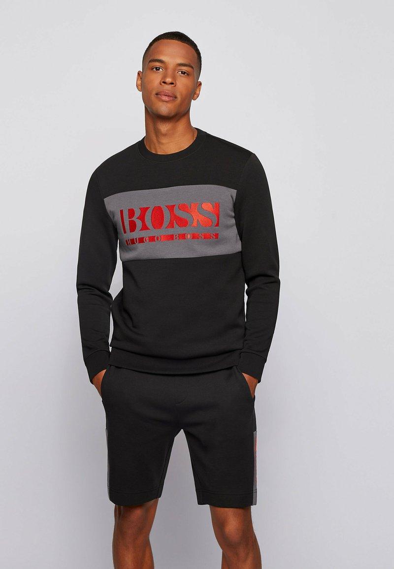 BOSS - SALBO - Sweater - black