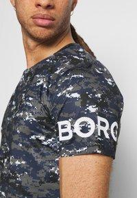 Björn Borg - TEE - Funkční triko - indigo - 4