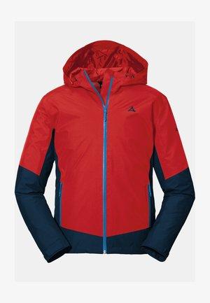 JACKET WAMBERG - Waterproof jacket -  rot