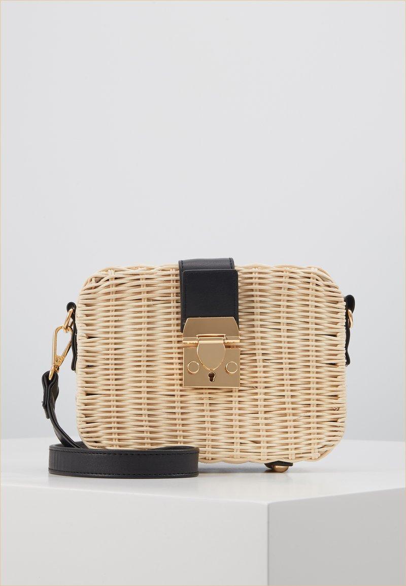 Gina Tricot - BAG - Across body bag - light beige