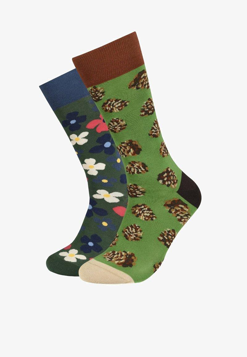 DillySocks - PREMIUM QUALITÄT - DOPPELPACK - Socks - multicolor