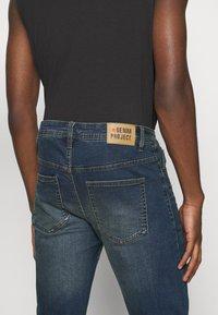 Denim Project - MR.BLACK - Slim fit jeans - vintage blue - 5