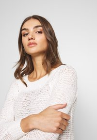 Even&Odd - Sweter - white - 4