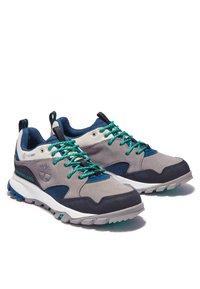 Timberland - GARRISON TRAIL WP - Walking shoes - steeple grey - 0