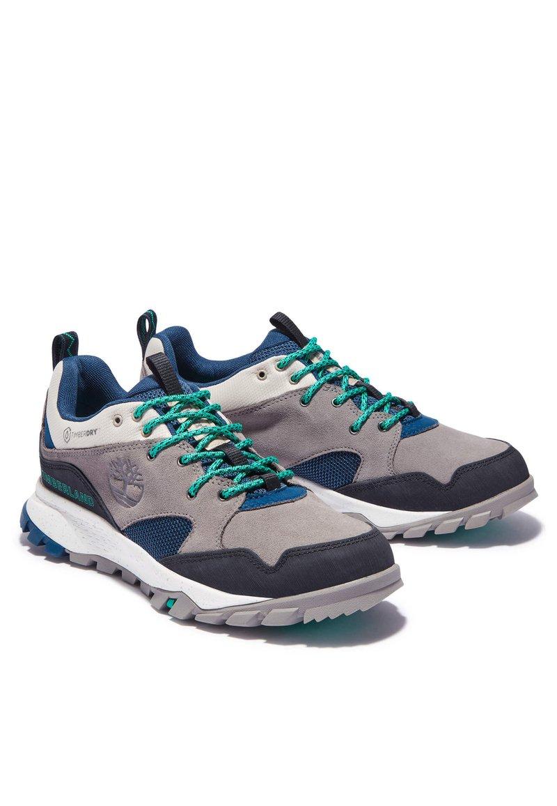Timberland - GARRISON TRAIL WP - Walking shoes - steeple grey