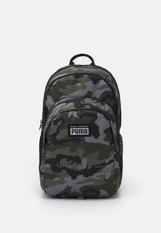 ACADEMY BACKPACK UNISEX - Reppu - forest night