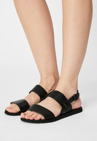 Timberland - CAROLISTA SLINGBACK - Sandals - black - 0