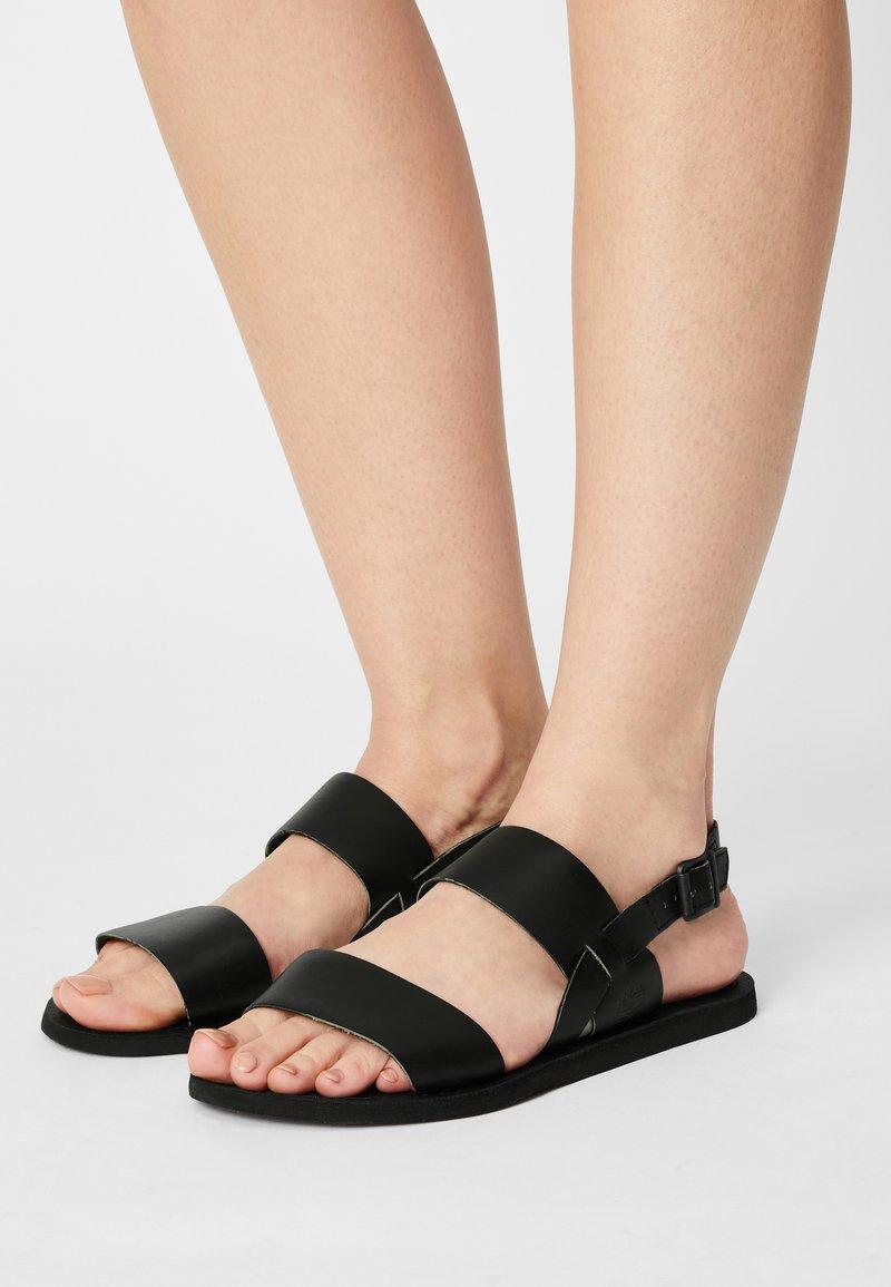Timberland - CAROLISTA SLINGBACK - Sandals - black