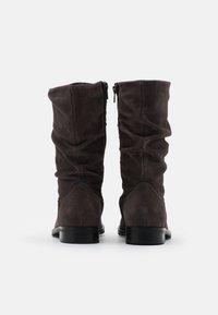 Apple of Eden - GIGI - Boots - dark grey - 3