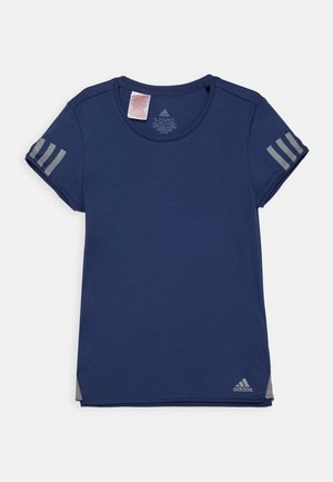 CLUB TEE - Camiseta estampada - blue