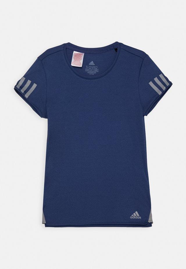 CLUB TEE - T-shirt con stampa - blue