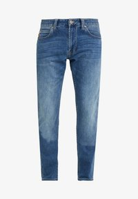 Emporio Armani - Jean droit - denim blue - 4