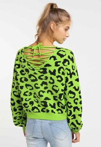 myMo - Jumper - green - 2