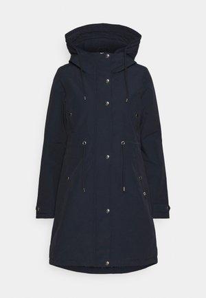 NORA WINTER - Zimní kabát - dark navy