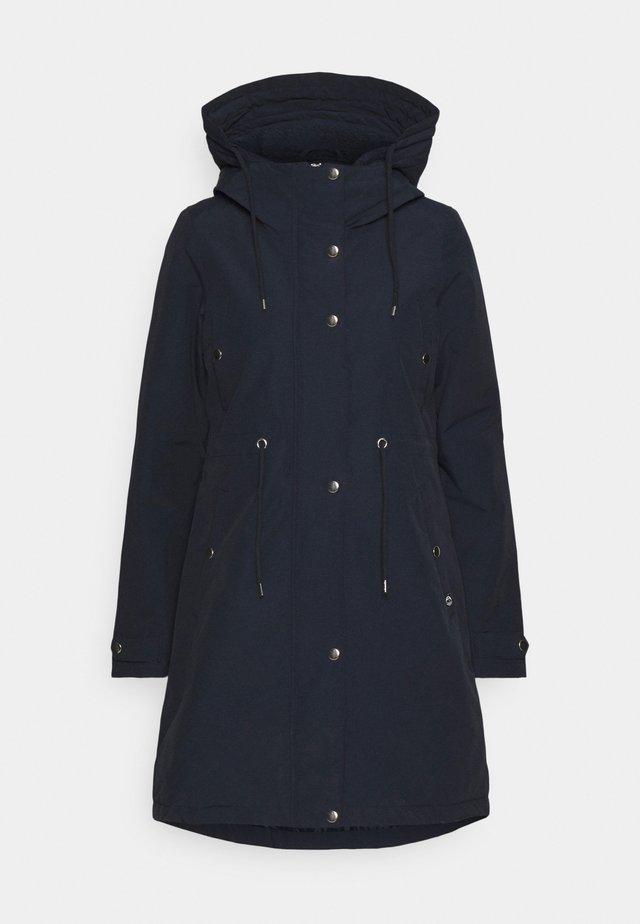 NORA WINTER - Winter coat - dark navy