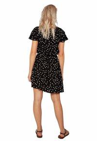 Protest - UNNA - Shirt dress - true black - 2