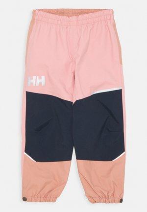 SOGN PANT - Rain trousers - blush