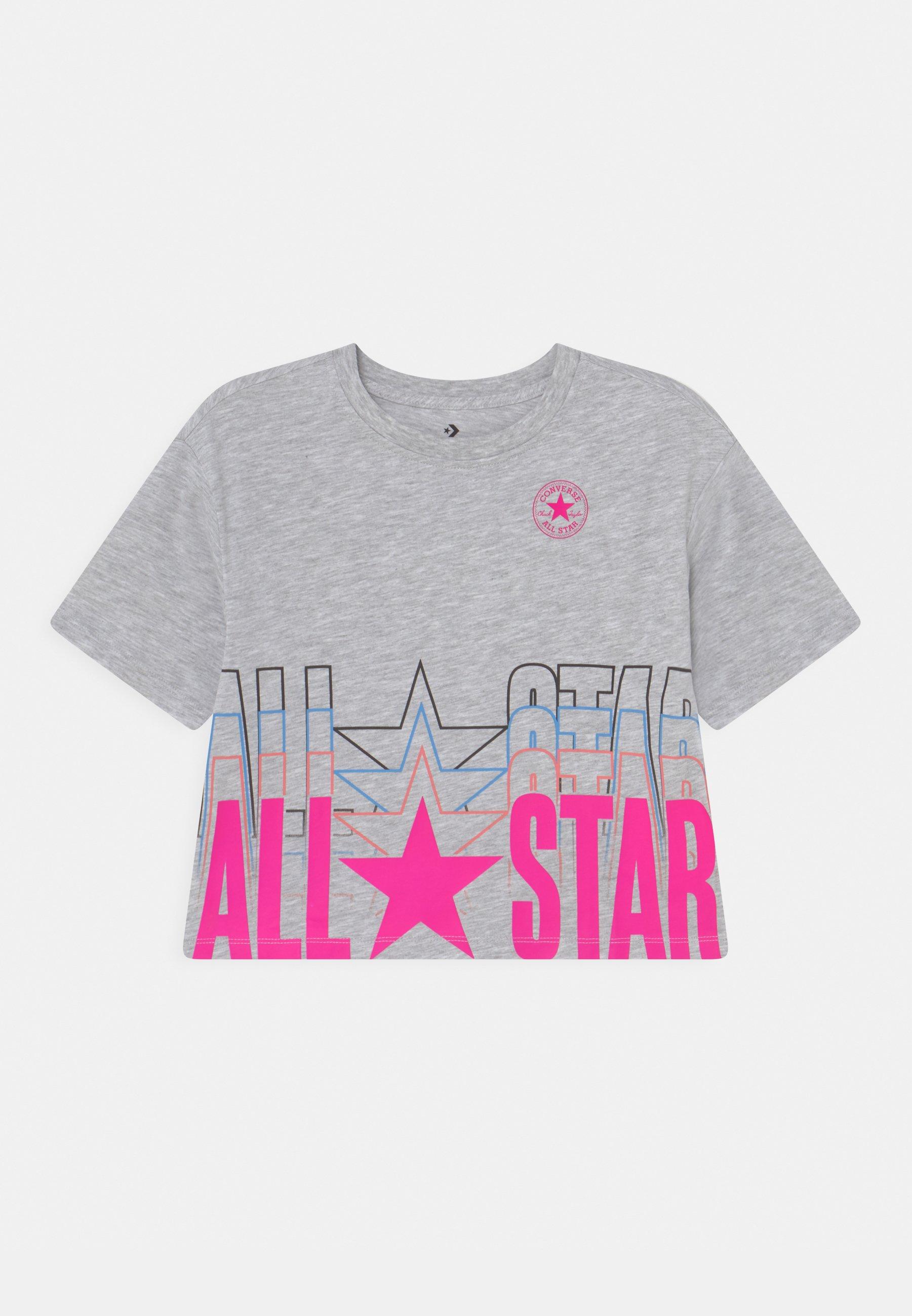 Kids ALL STAR REPEAT BOXY TEE - Print T-shirt