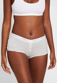 Gilly Hicks - BUTT SHORT MULTI 3 PACK - Spodnie od piżamy - multi-coloured - 1