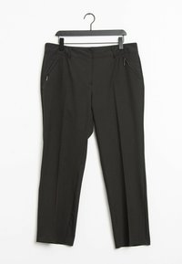 GINA LAURA - Trousers - black - 0