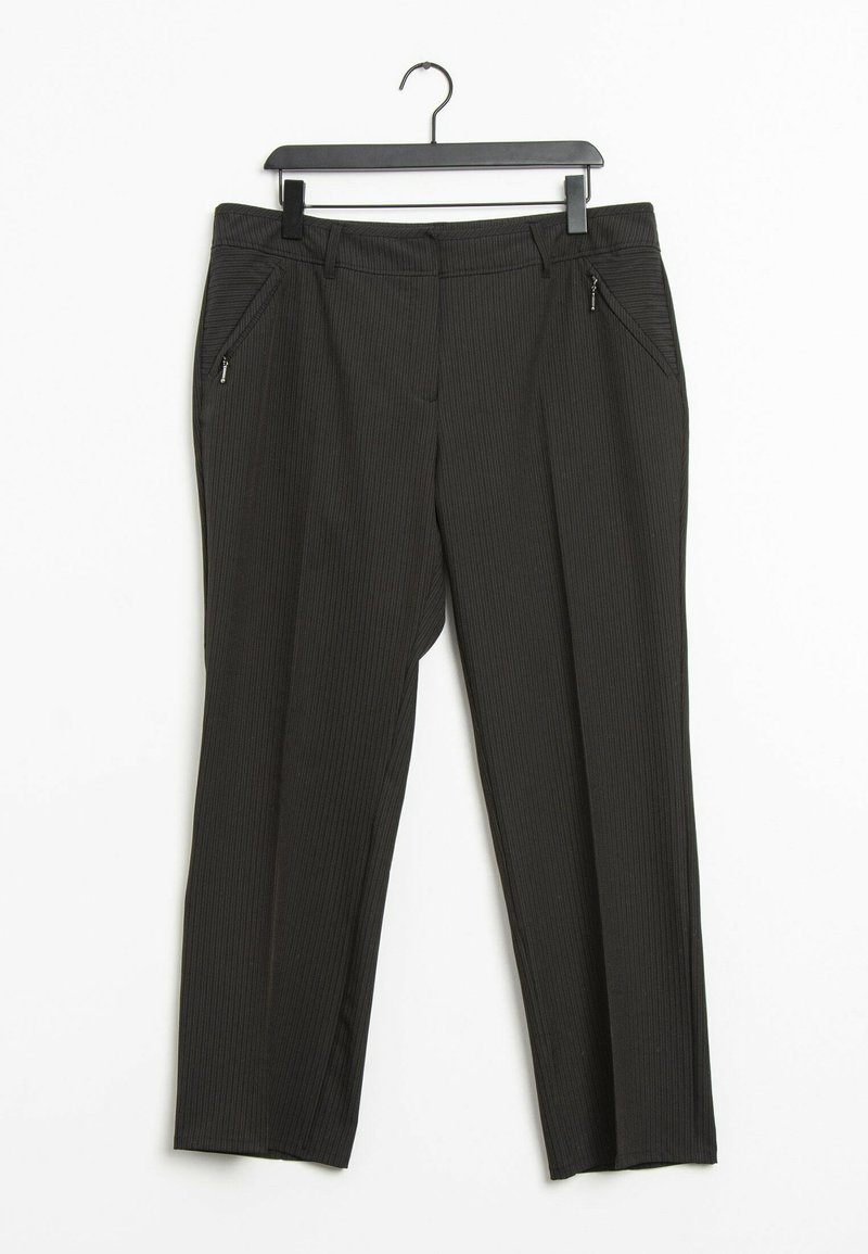 GINA LAURA - Trousers - black