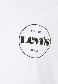 Levi's® Plus - 2 PACK - Printtipaita - white/dress blues - 5