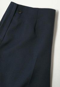 Mango - Trousers - dark navy - 6
