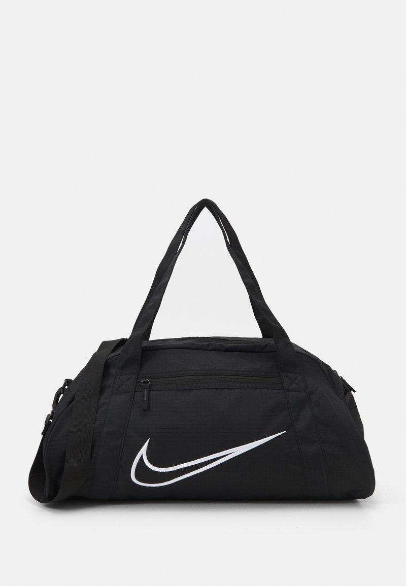 Nike Performance - GYM CLUB  - Torba sportowa - black/white