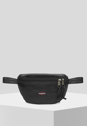 SATINFACTION/AUTHENTIC - Sac banane - satin black