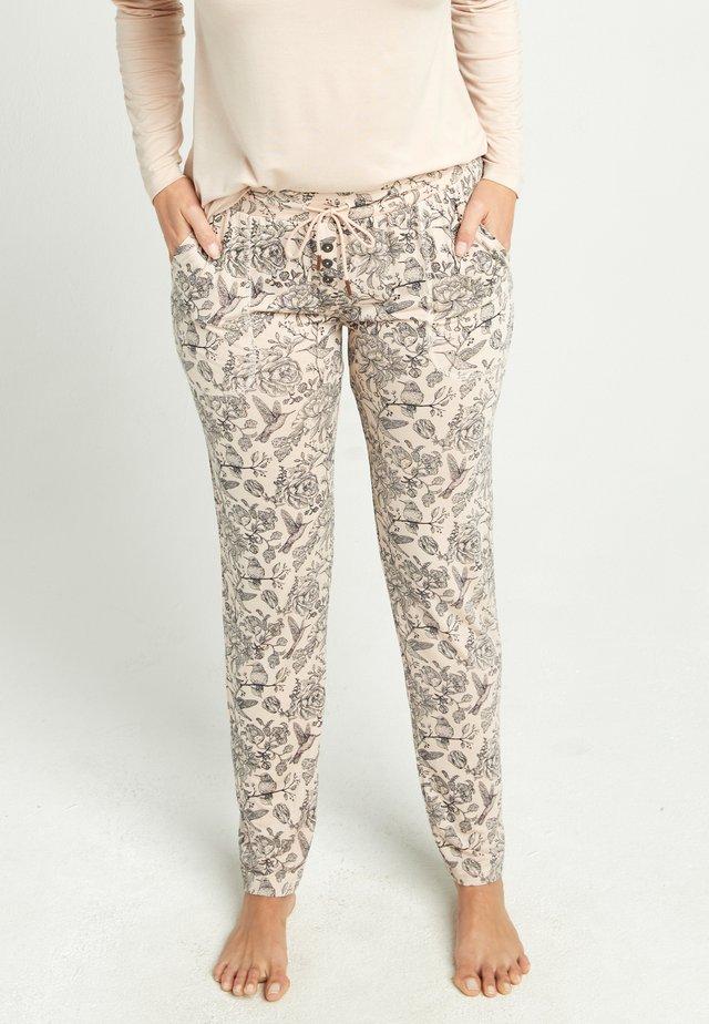 Pyjama bottoms - rose dust